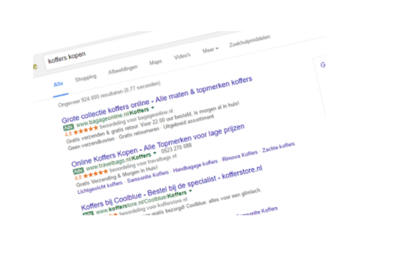 Waarom kiezen voor zoekmachine adverteren?